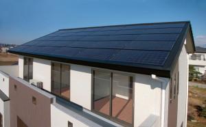 太陽光発電収め